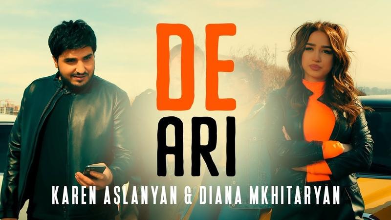 Karen Aslanyan Diana Mkhitaryan De Ari New 2020 4K