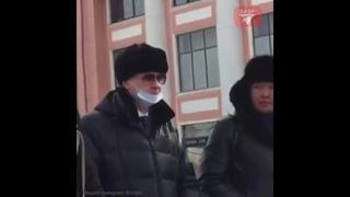 Коммунисты провела митинг вцентре Улан-Удэ. Они потребовали отставки главы МВД Бурятии