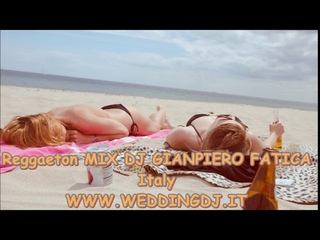 DJ Set Wedding Reggaeton DJ Gianpiero Fatica Italy