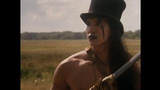 Michael Greyeyes- True Woman