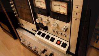 """Aurex """"PC-6030"""" обзор кассетной деки"""