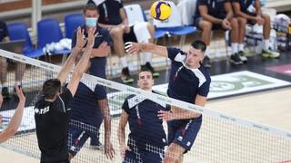 Itas Trentino- NBV Verona 4-0 (allenamento congiunto)
