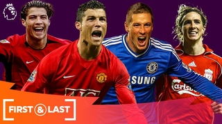 European Champions' First & Last Premier League Goals | Cristiano Ronaldo, Fernando Torres & More!