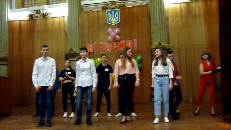 И будет светло Михаил Бублик поёт Данил Нежид и студенты ХГАДК День Отличника 2020