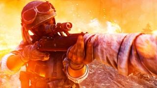 Battlefield 5  Трейлер королевской битвы Огненный шторм (2019)