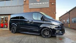 Ford Tourneo Custom 2020 (20 reg) 2.0 320 L2 Titanium Auto 5dr (8 Seat)