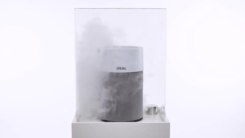 IDEAL AP40 PRO устранение дыма