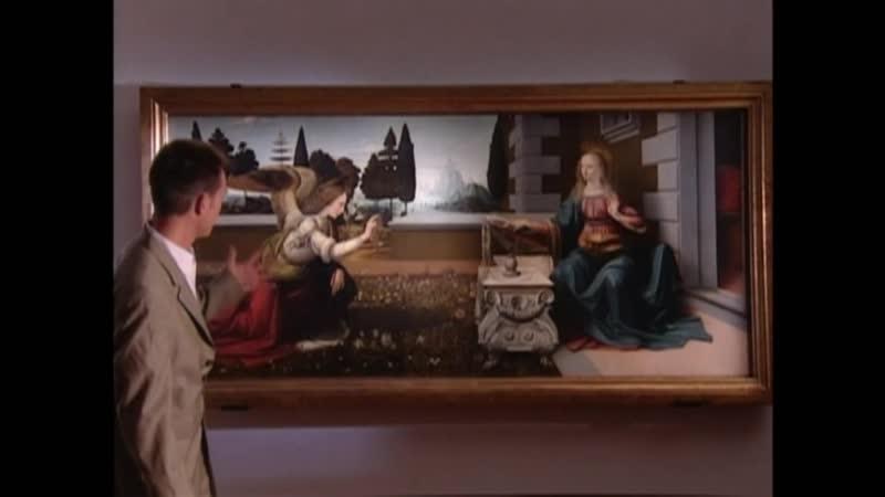 01. Джотто и Леонардо да Винчи Giotto Leonardo da Vinci