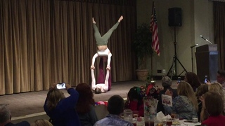 AB acro Act at The Grand december 2016