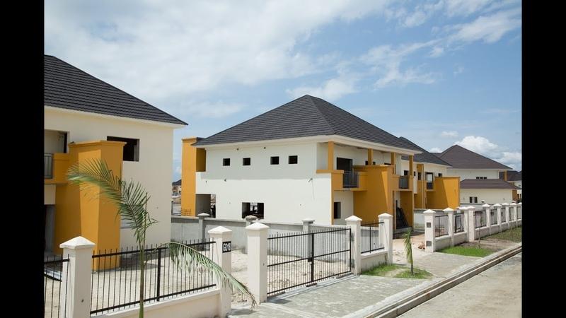 RIVTAF Golf estate Port harcourt Luxury properties in Nigeria