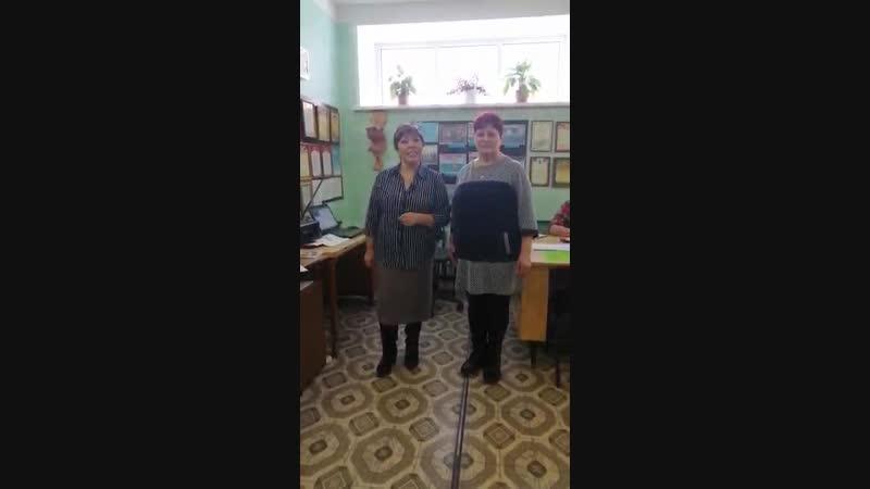Разговоры-Л.Рязанкина и Т.Богданова.