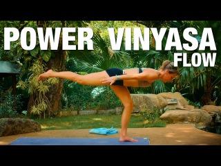 Power Vinyasa Flow Yoga Class - Five Parks Yoga