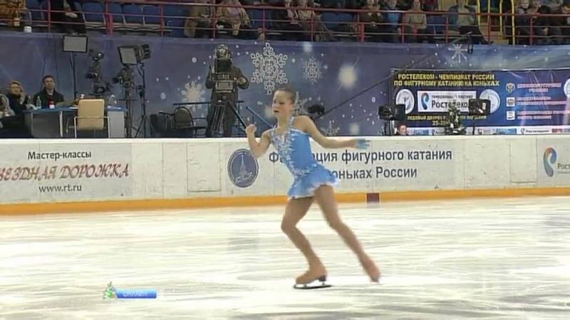Юлия Липницкая (Иван Купала - Молодость)