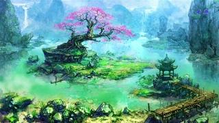中國古典音樂 古箏音樂 心靈音樂 安靜音樂 放鬆音樂 - Chinese Music Instrumental Music, bamboo flute vs guzheng