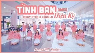 [HOT TIKTOK Đưa Tay Đây Nào][Dance Version]TÌNH BẠN DIỆU KỲ - Ricky Star x Lăng LD x Amee By JT Crew