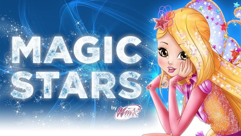 Winx Club Magic Stars alla scoperta dell'universo con le Winx