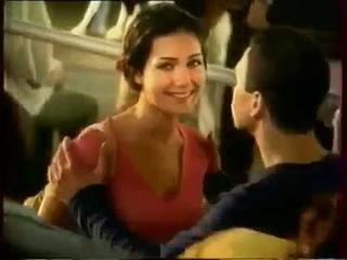 Реклама Picnic (версия 1, 2000). Екатерина Климова впервые появилась на телеэкране.