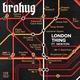 BROHUG feat. NEWYON - London Thing (feat. NEWYON)
