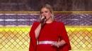 Kelly Clarkson Honors Reba, Sings Fancy