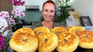 Сочные БЕЛЯШИ С МЯСОМ на дрожжевом тесте Простой и вкусный домашний рецепт люда изи кук meat pies