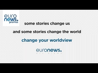 Euronews - Change your worldview / promo #1