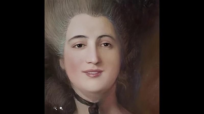 Ожившие портреты