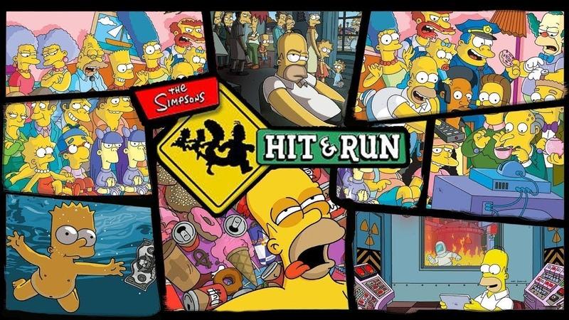 The Simpsons Hit Run 2003 PC Прохождение на 100% от Юрия Рыбочкина 1