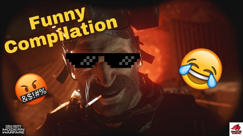 Call Of Duty Modern Warfare - Funny Moments Compilation! - He Likes What...?