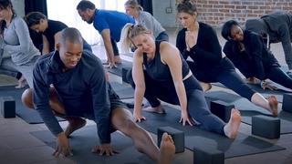 """60min. Yin Yoga """"Splits"""" with Travis Eliot"""