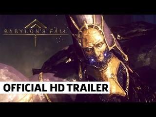 Babylon's Fall Trailer | Square Enix Presents E3 2021