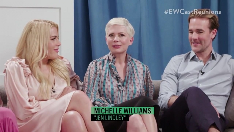 Кэтрин Хайгл могла бы сыграть Джен Линдли в Бухте Доусона People 2018