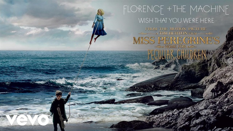 """Wish That You Were Here From Miss Peregrine's Home for Peculiar Children"""""""
