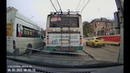 Обгон трамвая в Туле «Двое из ларца» не нарвались на гайца