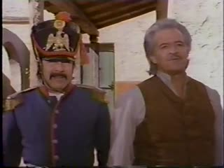 Zorro (Family Channel 1990) Season 3 - Ep.5 Armed And Dangerous