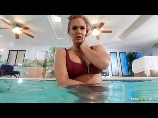 Phoenix Marie - A Wet And Oily Massage [, All Sex, Athletic, Caucasian, Blonde, Bald Pussy, Innie Pussy, Big Tits]