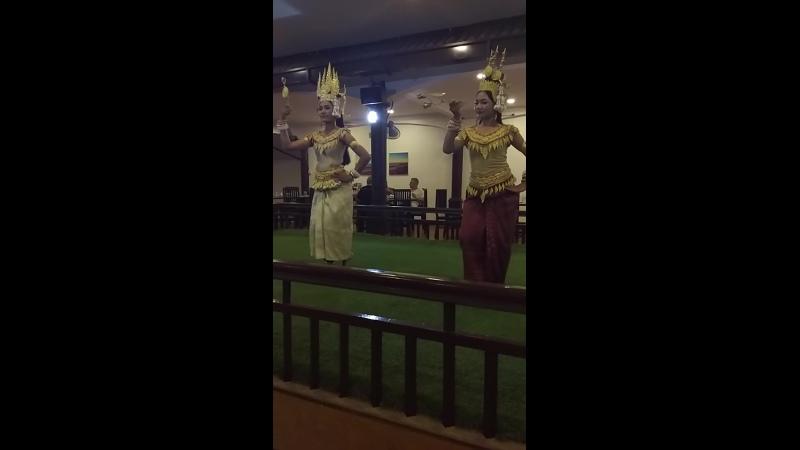 Апсары небесные танцовщицы Камбоджа 2020