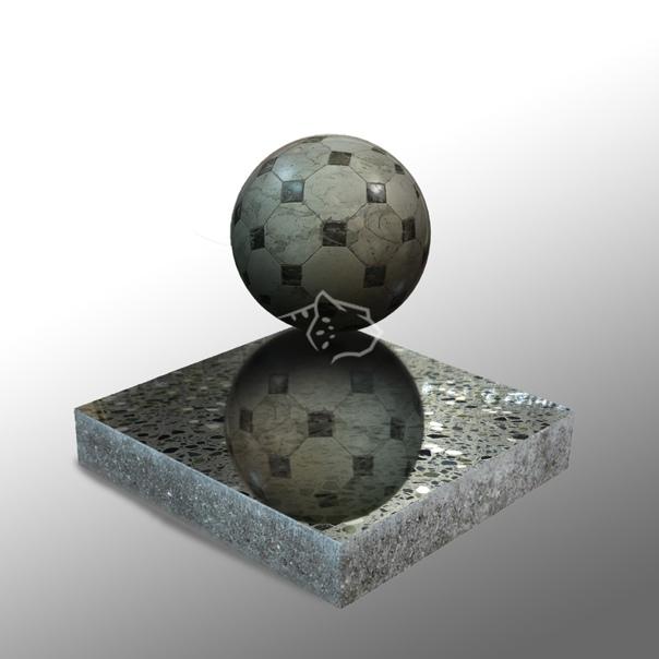 Полированный бетонный пол., изображение №4
