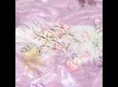 50 шт./компл., розовый, фиолетовый, синий, глаза русалки с жемчугом для фотосъемки, красивый фон, аксессуары для фотографии,