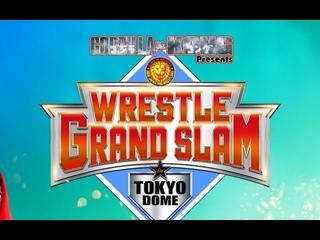NJPW Wrestle Grand Slam 2021 In Tokyo Dome ()