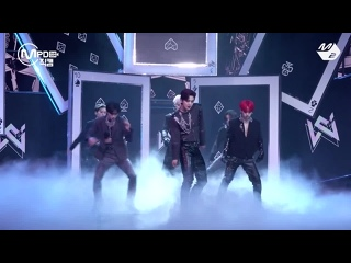 [FANCAM:PERF] 210225 WEi - All Or Nothing @ Mnet «M!Countdown».