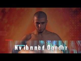 Мухаммад Мокаев vs Джейми Келли