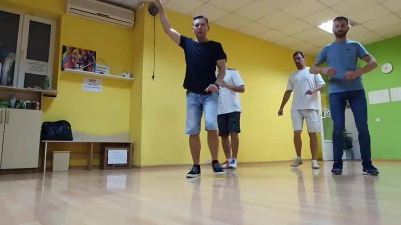 Мужской стиль 24 12 2020 Leo Dance Симферополь Константин Клиндухов