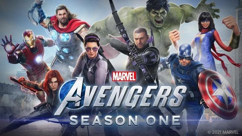 Сюжетный трейлер Мстителей Marvel Новое поколение