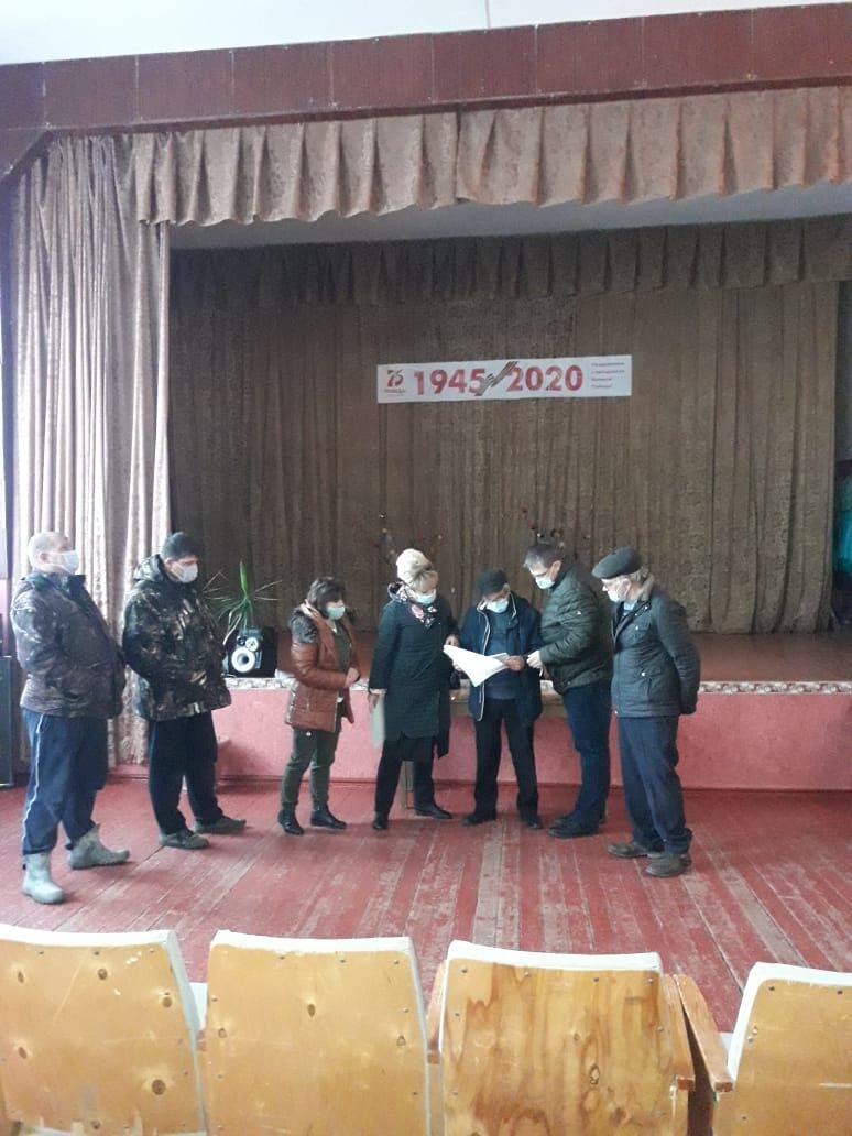 В рамках федерального проекта «Культура малой родины» запланирован ремонт Таволожского дома культуры