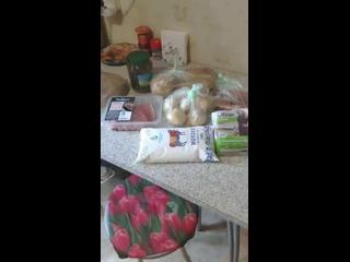 Обработка продуктов антисептиком