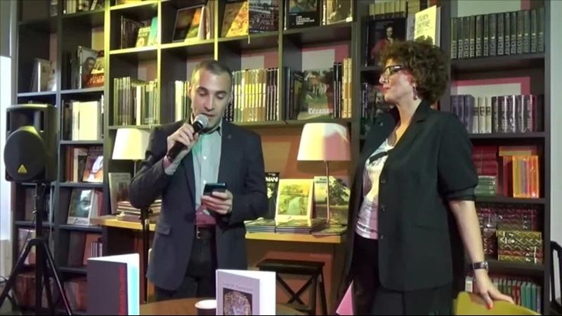 Сергей Адамский и Ольга Козловская Мезальянс