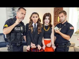 [DaughterSwap] Alex Kane, Mackenzie Mace - Cops Stepdaughters
