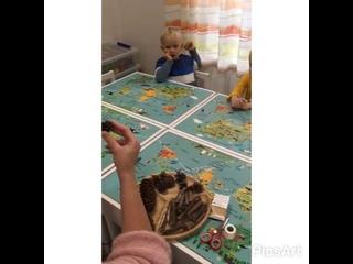 Видео от REGGIO-ROOM территория детства