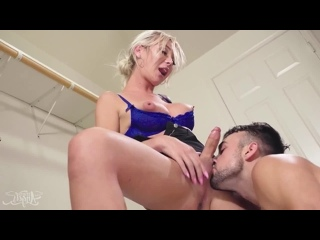 Trans Girl 7 shemale - Aubrey Kate Coffee Crash (Gey шлюха TS ass Ladyboy Трапы Sissy Tranny гей анал минет секс порно Porno)