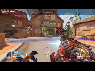 Pretty sure the whole qp lobby just reported me for this shot... Oh well